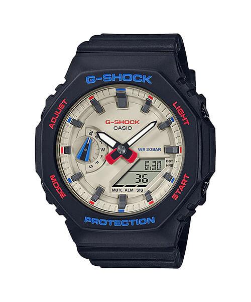 Зимняя коллекция женских октагонов G-Shock GMA-S2100WT