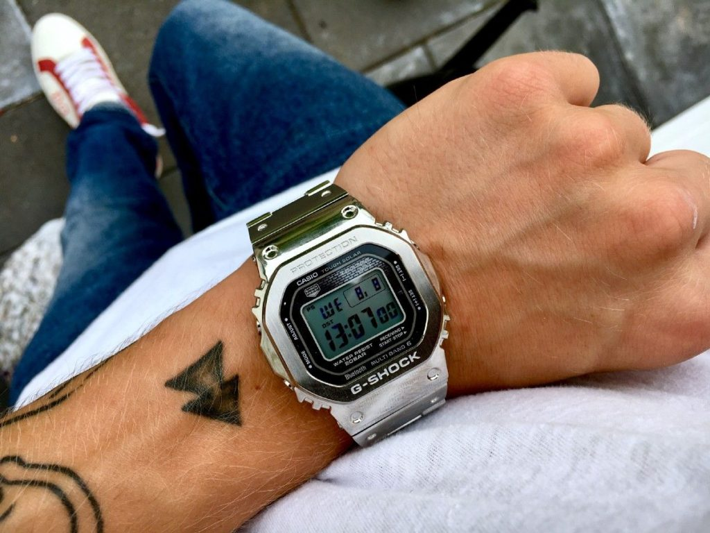 Лучшие G-Shock для особых случаев