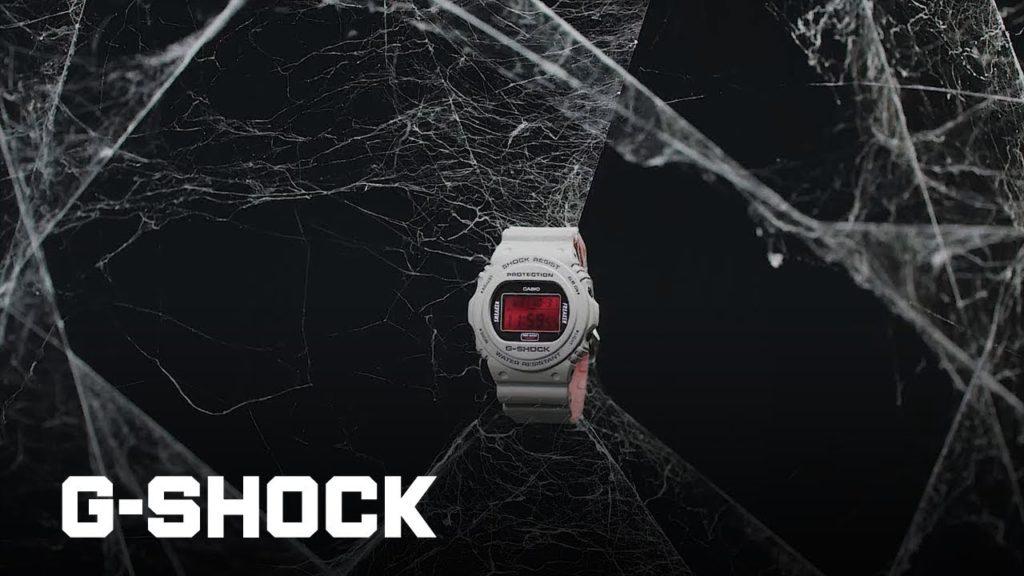G-SHOCK DW-5700SF × SNEAKER FREAKER
